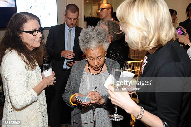 General View of 8th MOCA Award To Distinguished Women In The Arts Honoring Lita Albuquerque Helen Pashgian Nancy Rubins And Betye Saar at the Beverly...