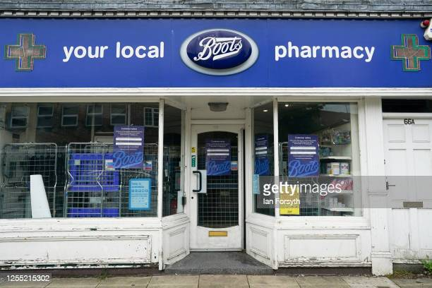 General view of a Boots pharmacy on July 09 2020 in York United Kingdom Many UK businesses are announcing job losses due to the effects of the...
