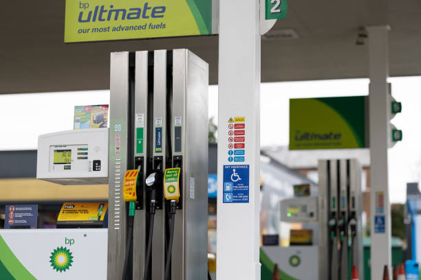 GBR: Oil Companies Prepare To Ration Petrol Station Deliveries Due To Shortage Of HGV Drivers