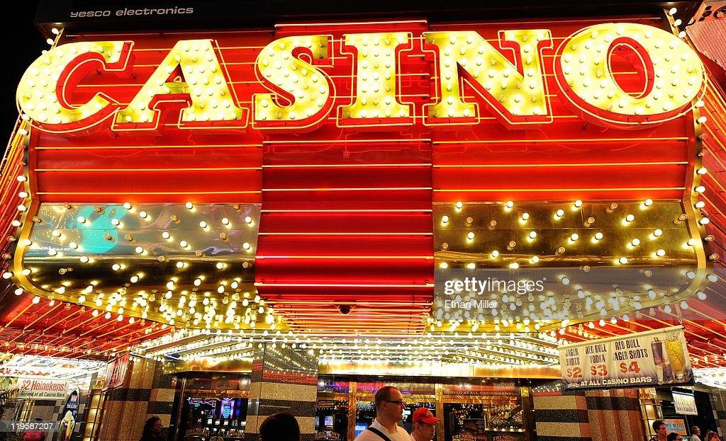 Las Vegas Strip Exteriors : News Photo