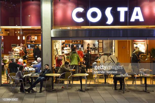 Worlds Best Costa Coffee Stock Pictures Photos And Images