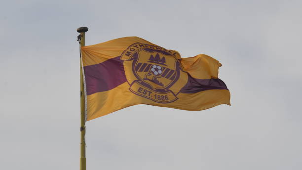 GBR: Motherwell v Ross County - Ladbrokes Scottish Premiership