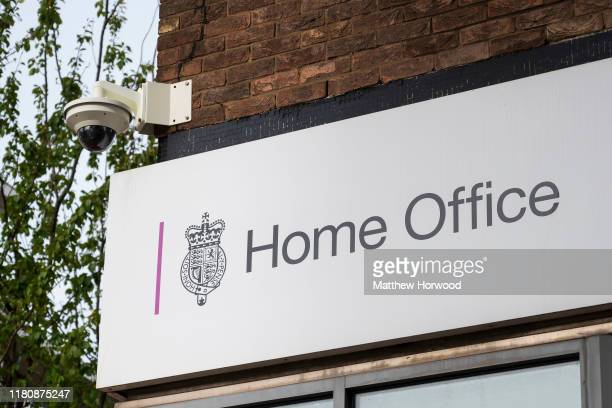 A general view of a Home Office visa and immigration centre on October 12 2019 in Cardiff United Kingdom