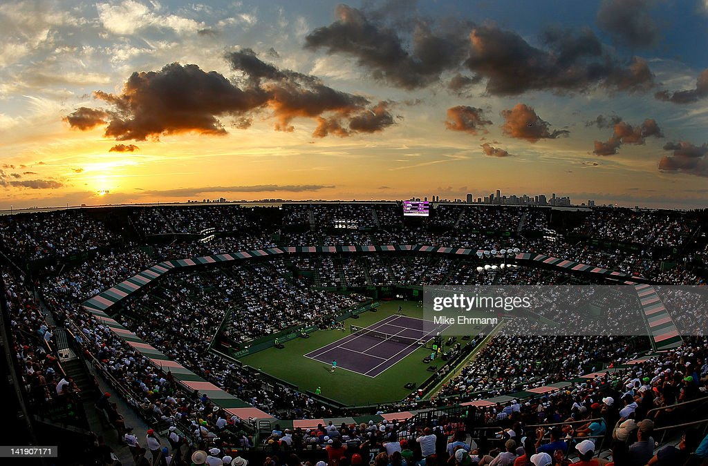 Sony Ericsson Open - Day 7 : News Photo