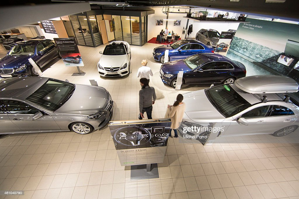 Dutch Car Showrooms Under Threat From Online Sales Photos And
