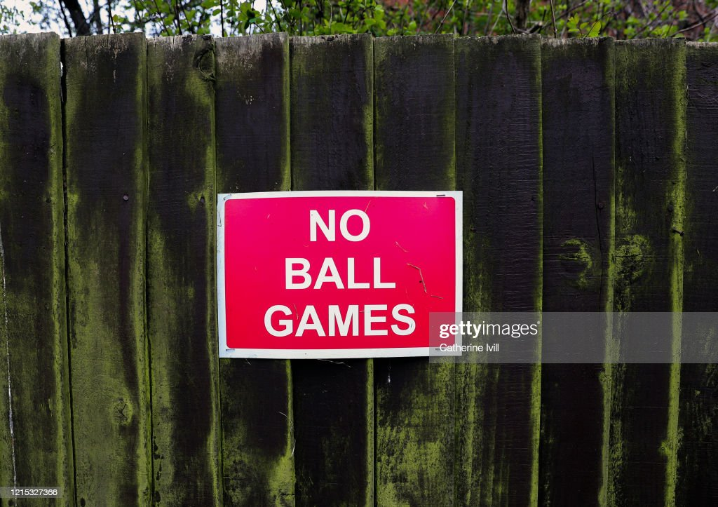 General Views of Sport Venues after events postponed due to Covid-19 : News Photo