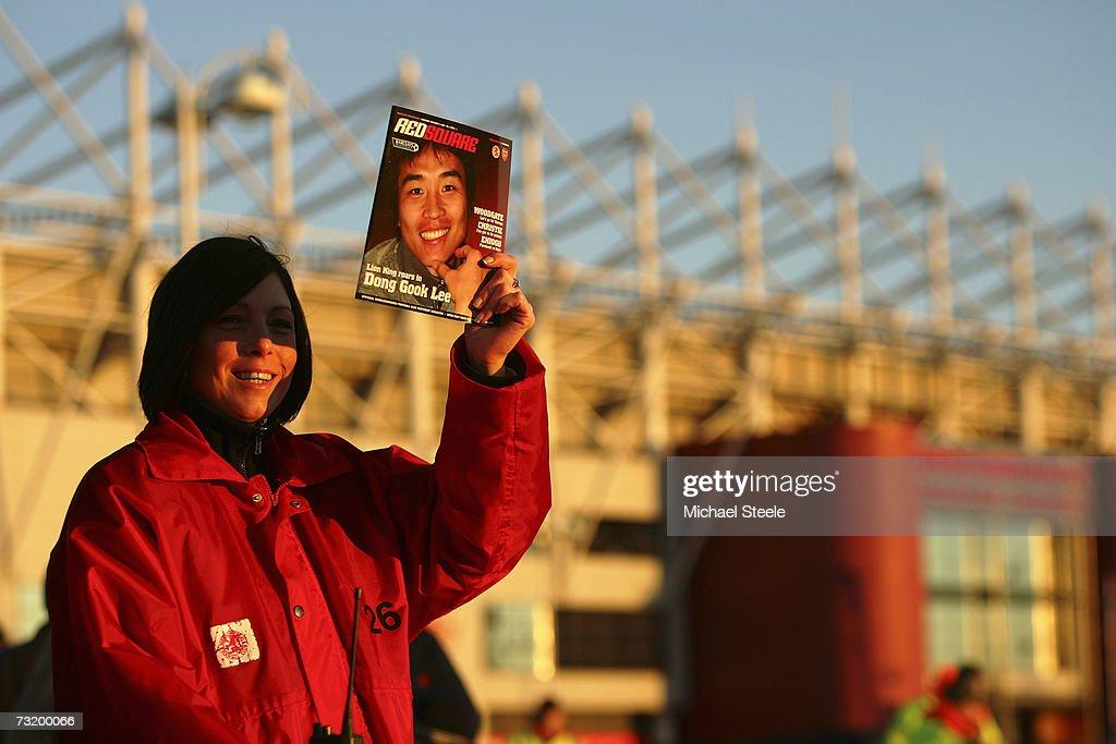 Middlesbrough v Arsenal : News Photo