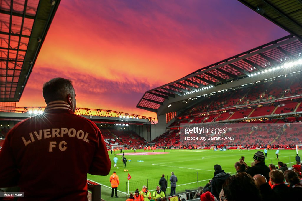 Liverpool v West Ham United - Premier League : News Photo