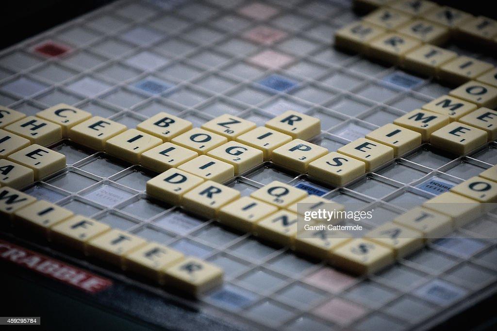 2014 Scrabble Champions Tournament Feature : News Photo