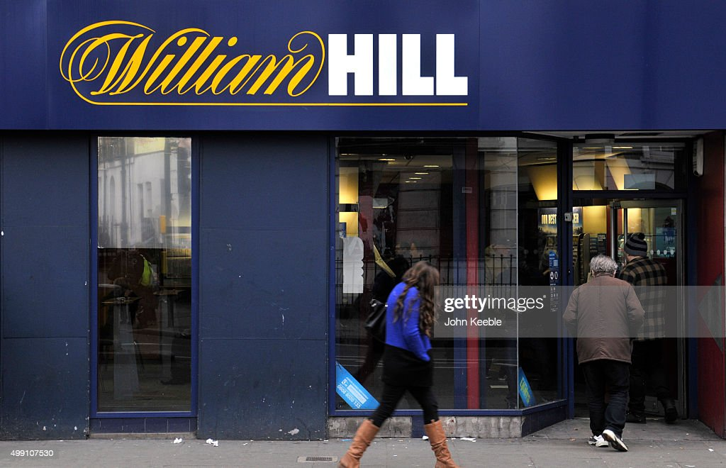 William Hill General View : News Photo