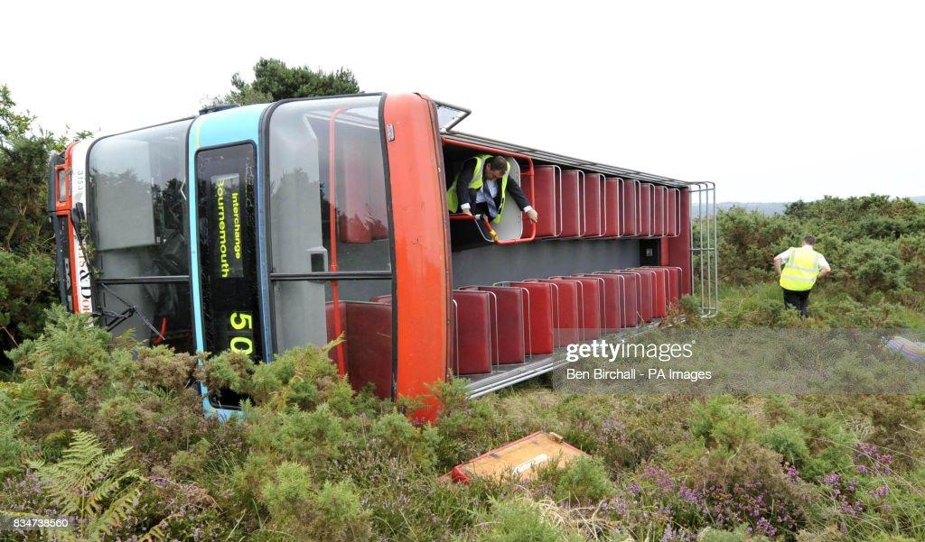 Wilts /& Dorset No.4733 6x4 Bus Photo