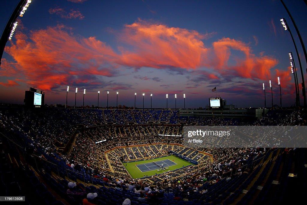 2013 US Open - Day 10 : Foto di attualità