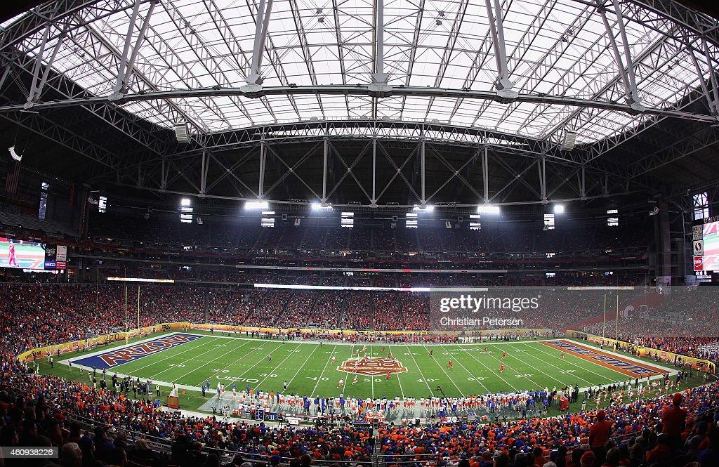 Vizio Fiesta Bowl - Boise State v Arizona : News Photo