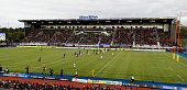 barnet england general view allianz park