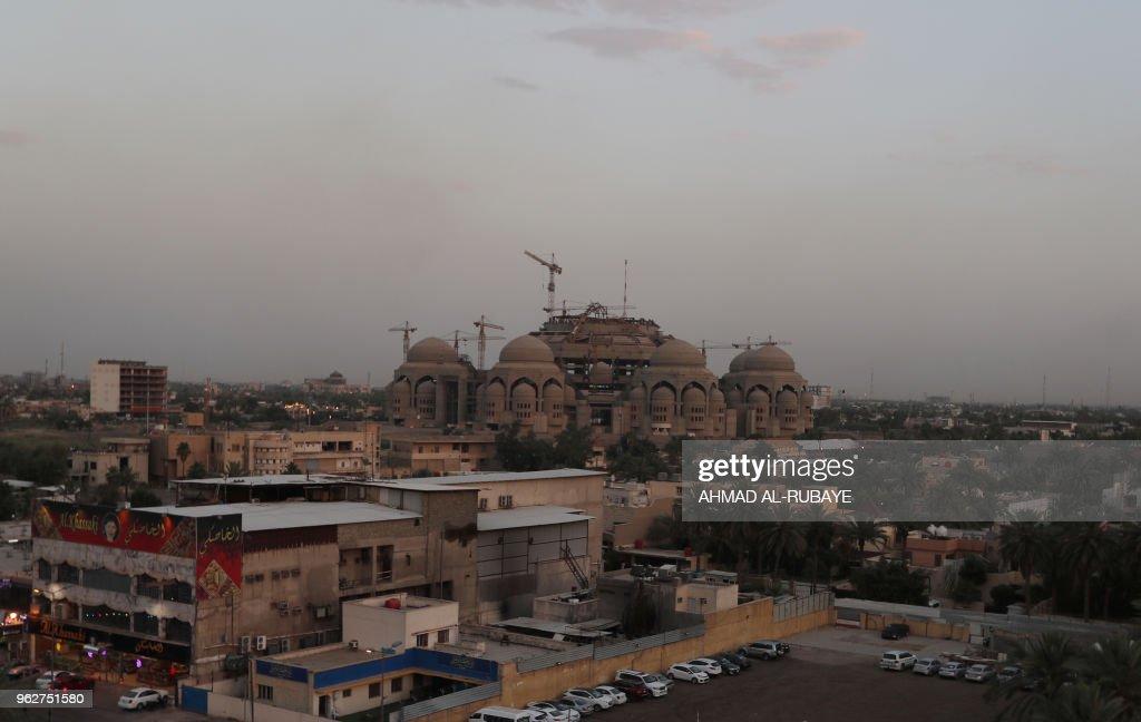 IRAQ-BAGHDAD-AL RAHMAN : News Photo