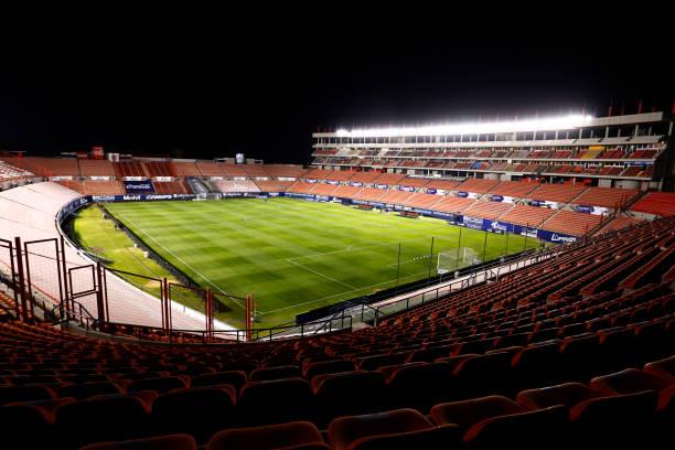 MEX: Atletico San Luis v Chivas - Torneo Guard1anes 2021 Liga MX