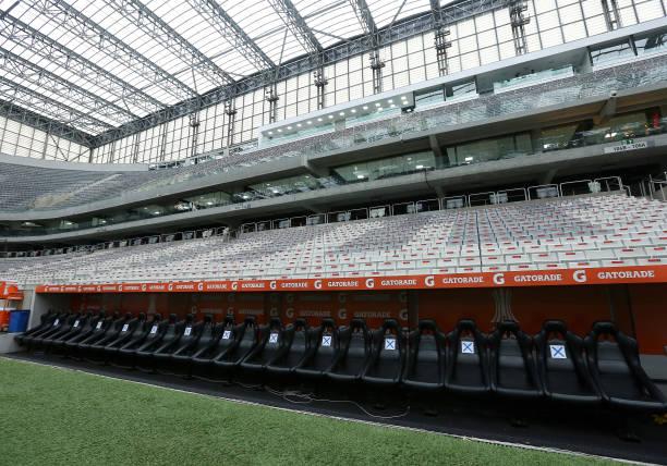 BRA: Athletico Paranaense v  Colo-Colo - Copa CONMEBOL Libertadores 2020