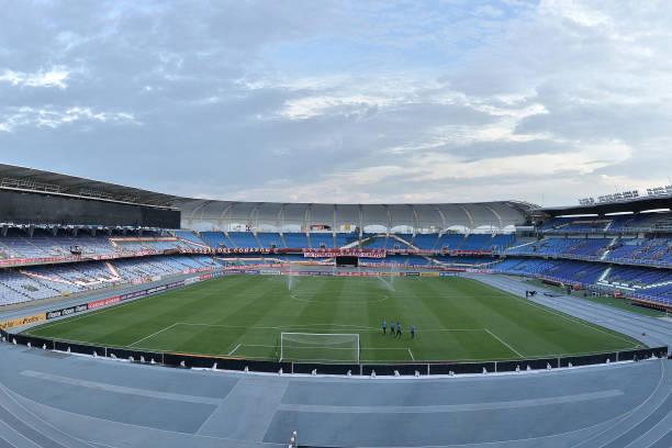 COL: America de Cali v Universidad Catolica - Copa CONMEBOL Libertadores 2020