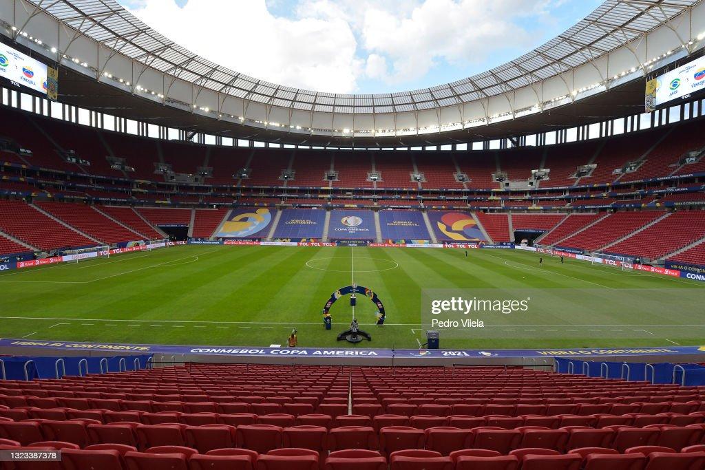 Brazil v Venezuela: Group B - Copa America Brazil 2021 : News Photo