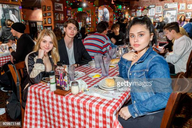A general view of an event where actress Jordyn Jones celebrates her18th birthday at Buca di Beppo on March 9 2018 in Los Angeles California