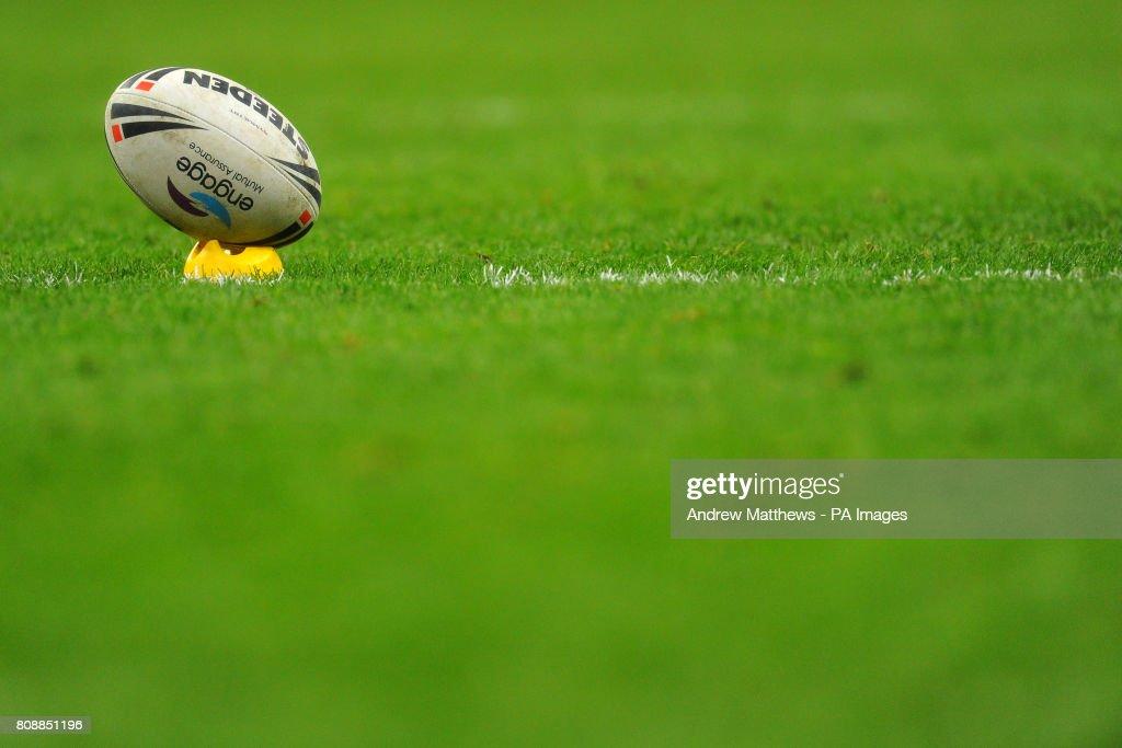 Rugby League - Millennium Magic Weekend - Engage Super League - Salford City Reds v Celtic Crusaders - Millennium Stadium : News Photo