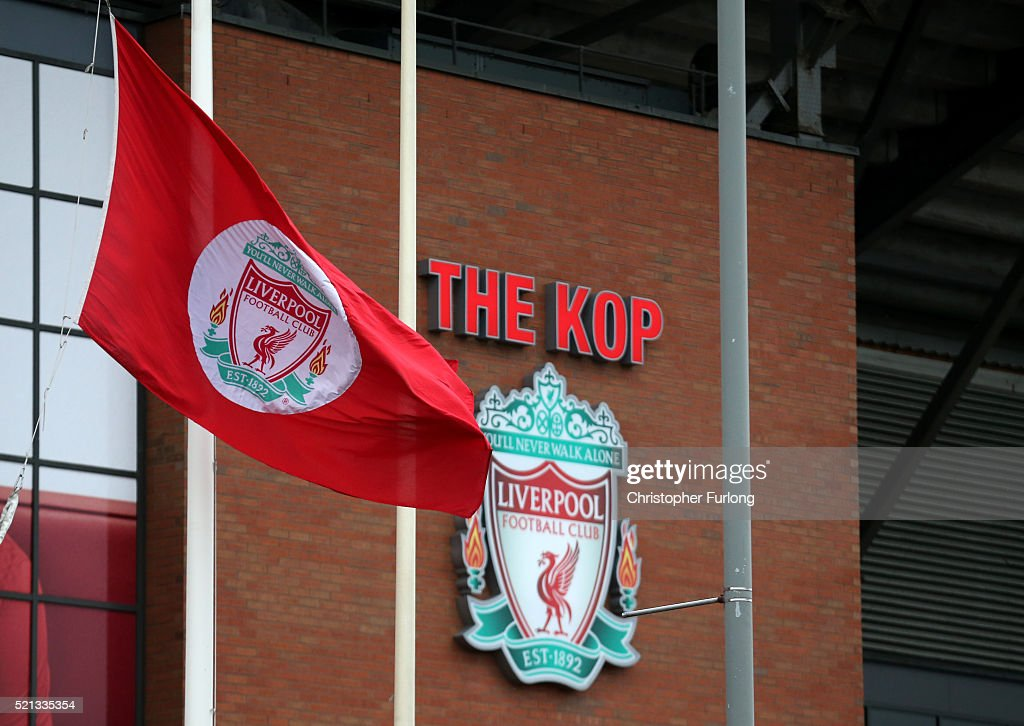 Anfield Marks The Anniversary Of The Hillsborough Disaster For The Final Time : News Photo