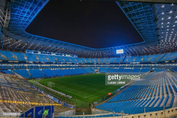 f39f06d0a General view of Arena do Gremio before the match between Gremio and  Atletico Tucuman as part