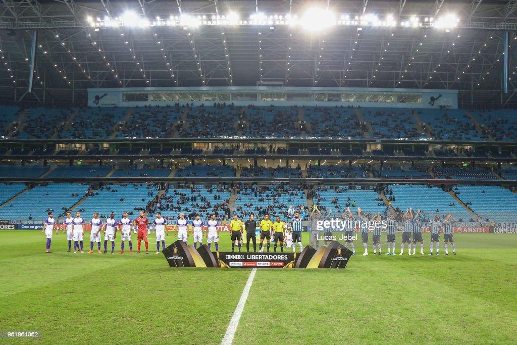 Gremio v Defensor - Copa CONMEBOL Libertadores 2018