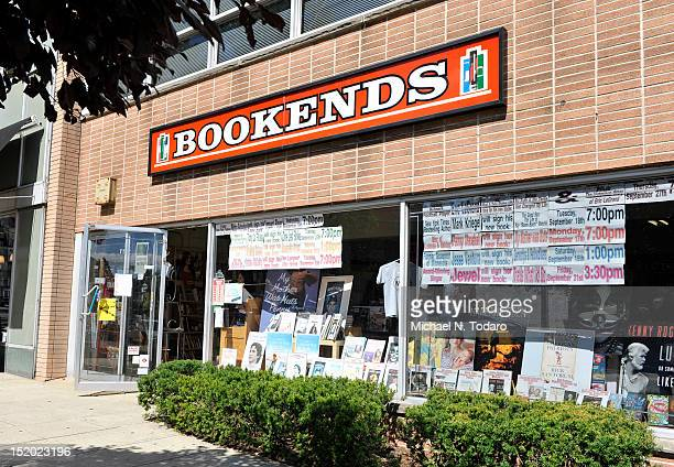 General view of at Bookends Bookstore on September 15, 2012 in Ridgewood, New Jersey.