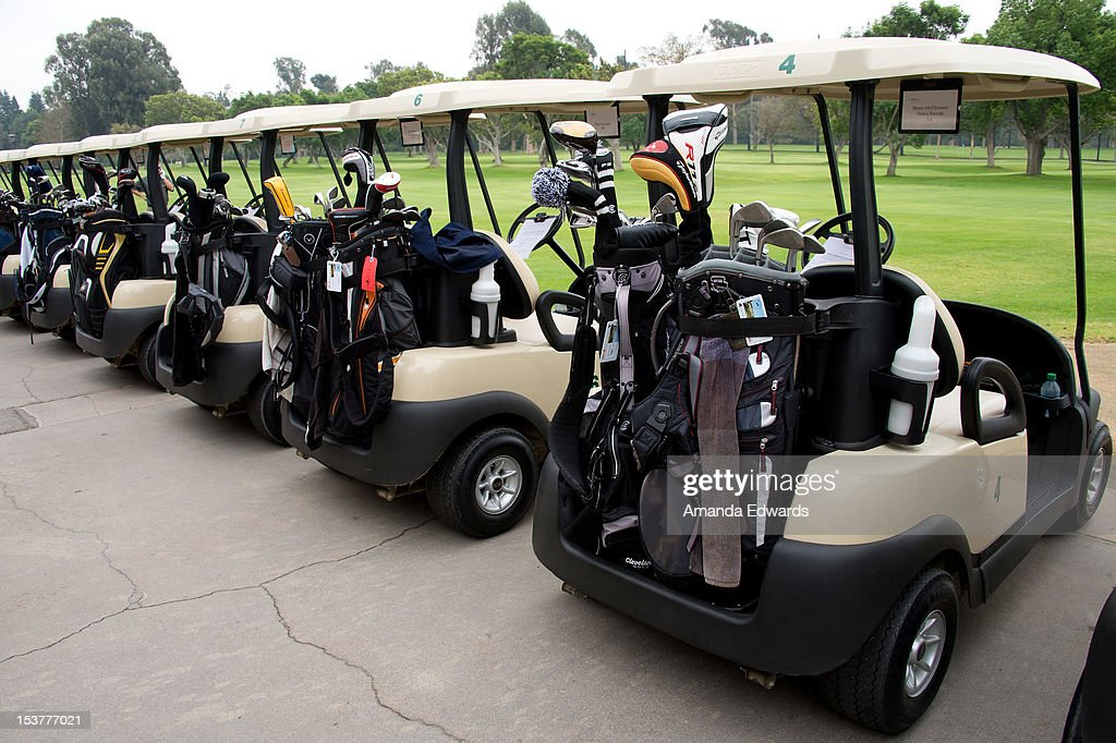 6th Annual Hilton HHonors Charitable Golf Series : ニュース写真