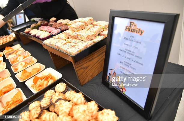 A general view of atmopshere at the Netflix Adult Animation QA and Reception on April 20 2019 in Hollywood California