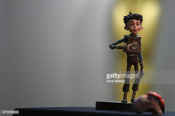 General view of atmosphere as seen during The Academy Presents An Animation Showcase From Celluloid To CGI the Nuts and Bolts of Stop Motion The...