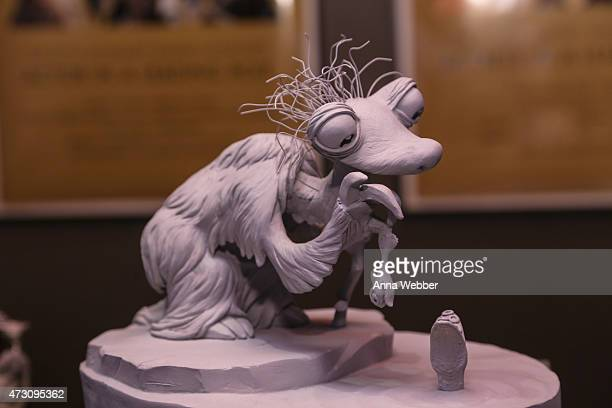 """General view of atmosphere as seen during The Academy Presents """"An Animation Showcase: From Celluloid to CGI""""Anatomy Of An Animation Studio: An..."""