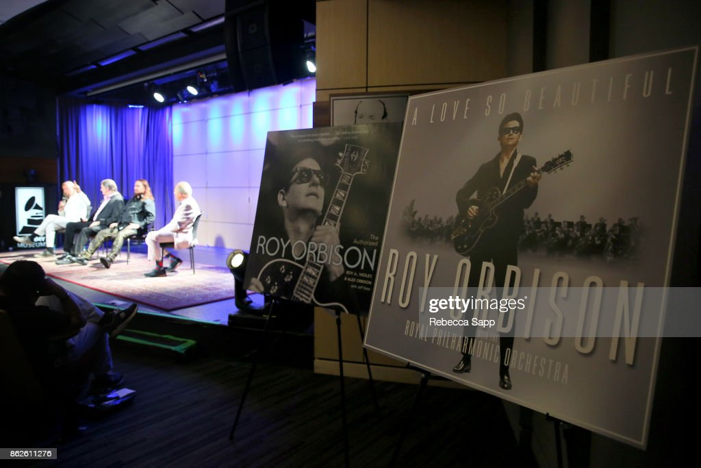 A Love So Beautiful: An Evening Of Roy Orbison : News Photo