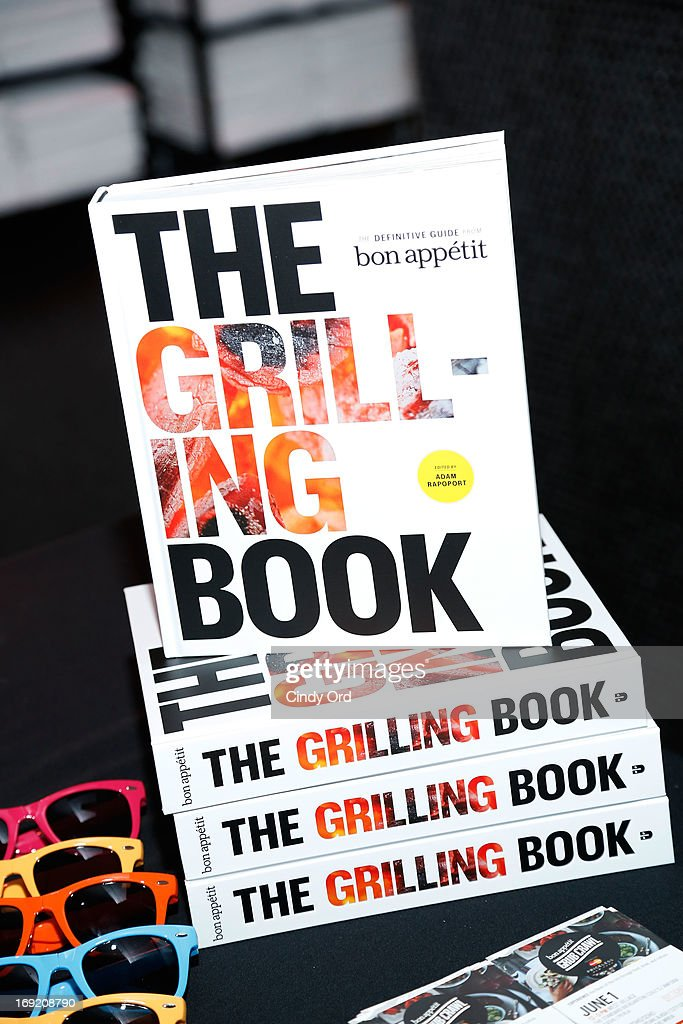 the grilling book the definitive guide from bon appetit