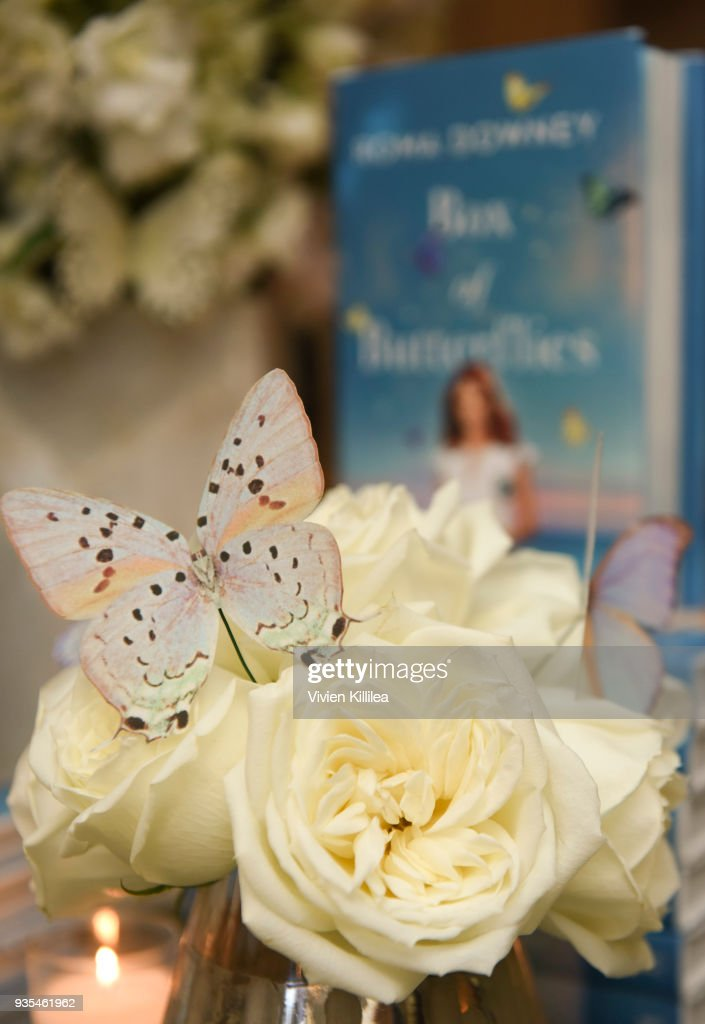 """Box of Butterflies"" Book Party"