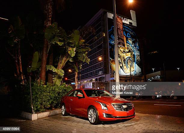 General view of atmosphere at Cadillac and GQ Celebrate Men Of The Year at Sunset Tower on December 3 2014 in West Hollywood California