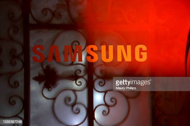 Guests attend Celebrating the Culture Powered by Samsung Galaxy on September 17 2018 in Los Angeles California