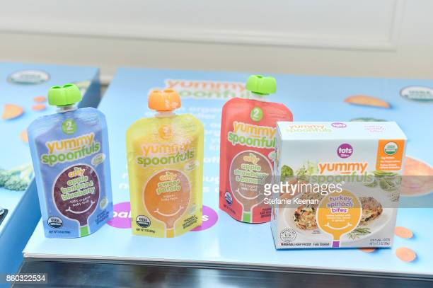 A general view of atmosphere at First Foods 101/Yummy Spoonfuls at Pump Station Nurtury on October 11 2017 in Los Angeles California
