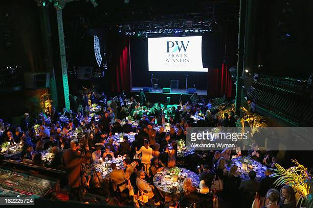 A general view of atmosphere at Global Green USA's 10th Annual PreOscar Party at Avalon on February 20 2013 in Hollywood California