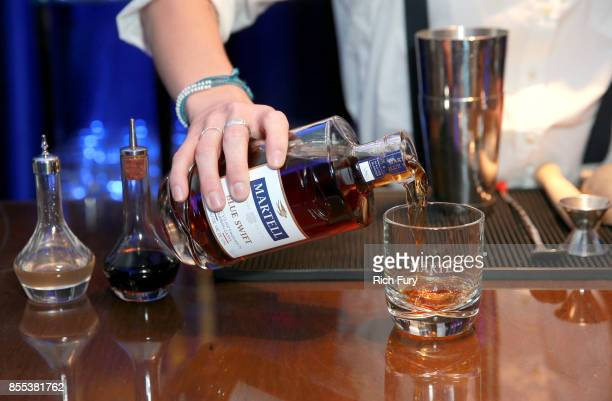 A general view of atmosphere at HOME by Martell hosted by Jhene Aiko on September 28 2017 in Los Angeles California