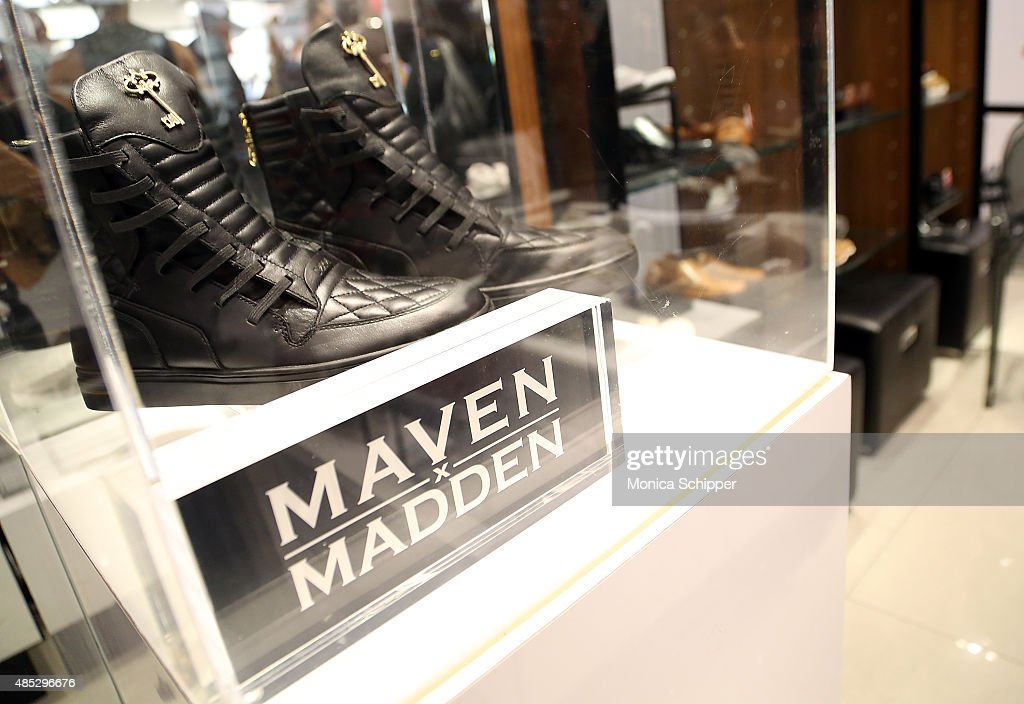 Ja Rule   Steve Madden Release Maven x Madden Men s Collection At Macy s  Herald Square   930ded6a2