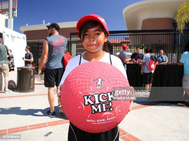 A general view of atmosphere at Kickball For A Home Celebrity Challenge Presented By Dave Thomas Foundation For Adoption at the University of...
