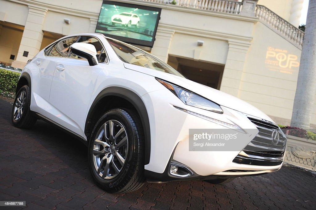 Lexus Pop-Up Concert Series Powered By Pandora : News Photo