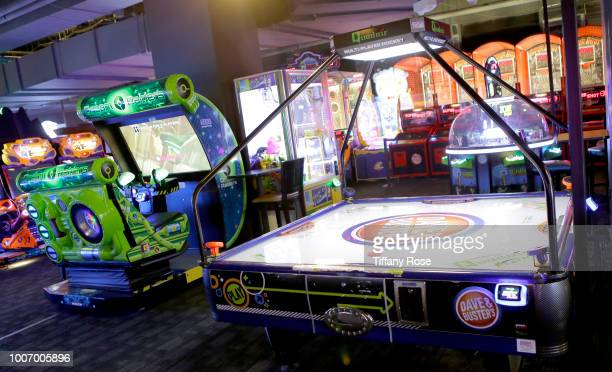 General view of atmosphere at Lupus LA's MBJAM presented by Michael B. Jordan at Dave & Buster's on July 28, 2018 in Los Angeles, California.