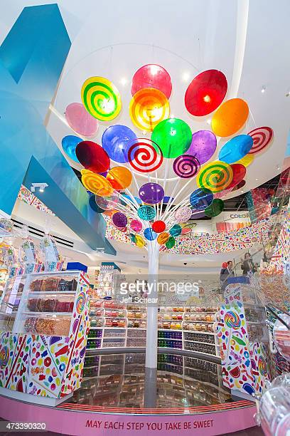 A general view of atmosphere at Michigan Avenue Magazine celebrates the Grand Opening of Dylan's Candy Bar with May/June Cover Star Dylan Lauren at...