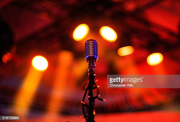 A general view of atmosphere at Music Is Universal presented by Marriott Rewards and Universal Music Group during SXSW at the JW Marriott Austin on...