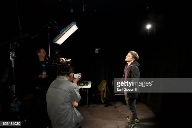 A general view of atmosphere at National Geographic presents 'Nat Geo Further Base Camp' At SXSW 2017Day 4 on March 14 2017 in Austin Texas