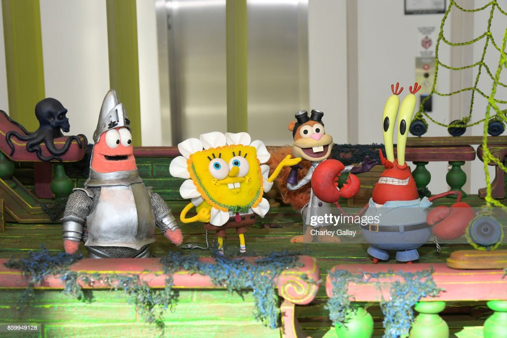 Nickelodeon\'s SpongeBob SquarePants: The Legend of Boo-Kini Bottom ...