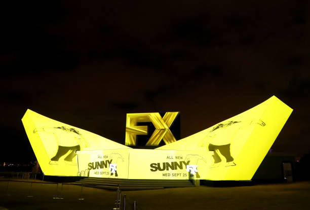 CA: Nightly Projection Stunt At FX Fearless Forum At 2019 SDCC